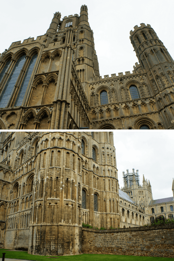 Ely Cathedral Architectural Details