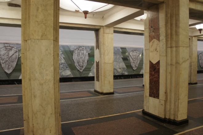 Semenovskaya Moscow Metro