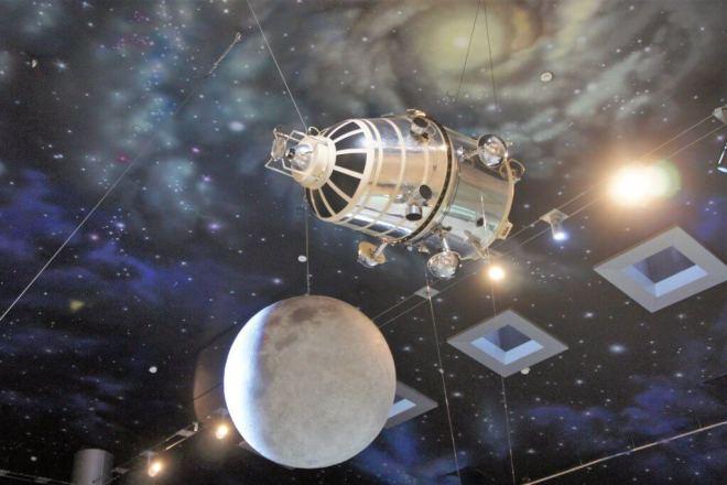 Space Cosmonautics Museum Moscow