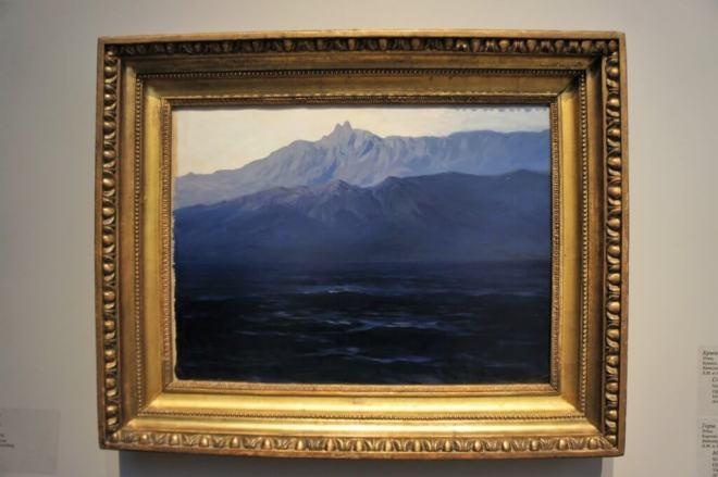 Stolen Kuindzhi painting