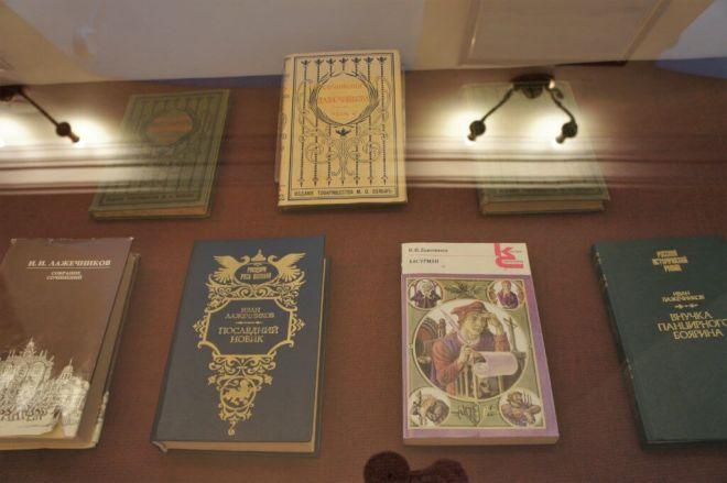 Books by the writer Lazhechnikov