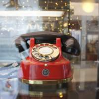 The Museum of Telephone History Moscow is not phoning it in