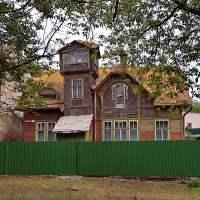 Kimry: shoes, art nouveau, nalichniki, and the Volga river