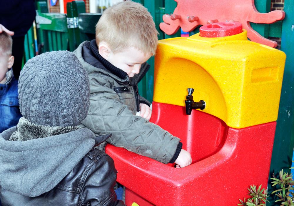Enterovirus – why children need to wash their hands properly