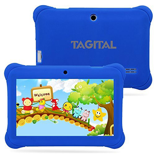 Tablet Comparison: Tagital T7K vs nabi Elev-8