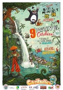 festival caribulles bd manga guadeloupe