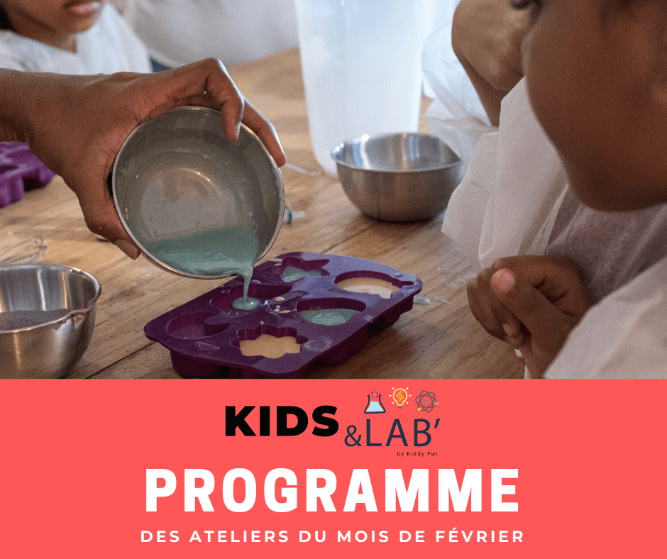ateliers pour enfants février 2020