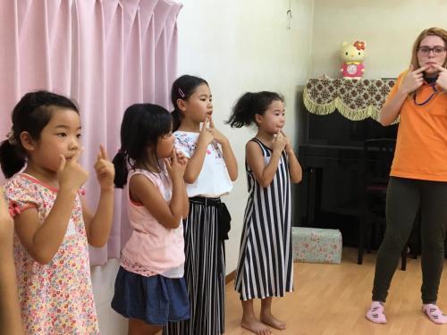 2017年 サマープログラム 第4週(8/22-8/24)