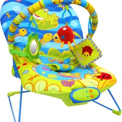 Baby Chair That Vibrates Wedding Cover Hire Rotherham Bebe Style Ocean World Bouncer Kiddy Products
