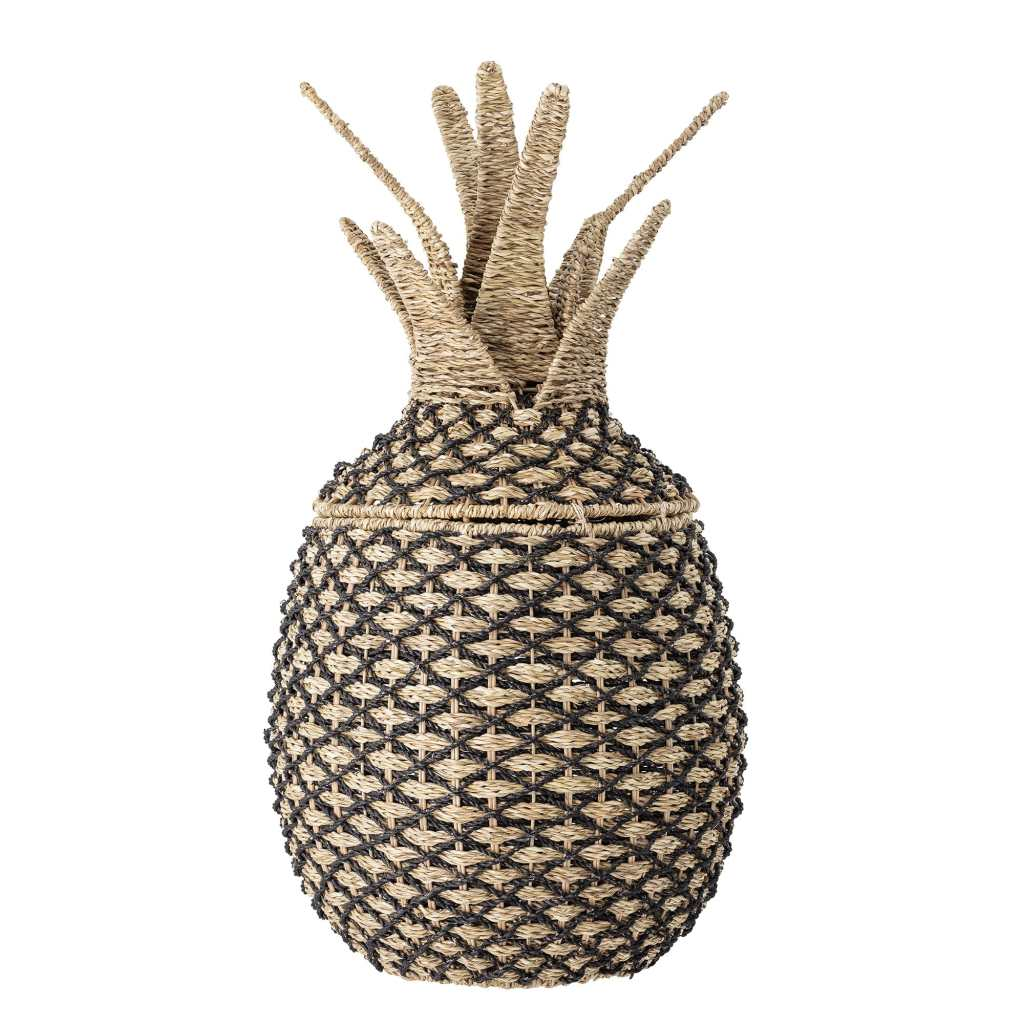Bloomingville Opbergmand Ananas