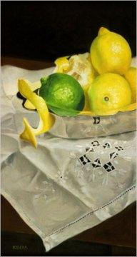 Four Lemons & A Lime