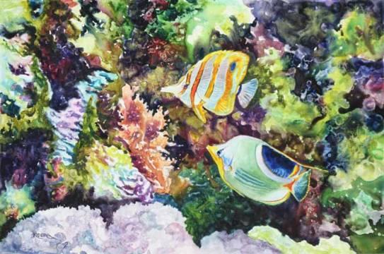Butterfly Reef - Butterfly Fish