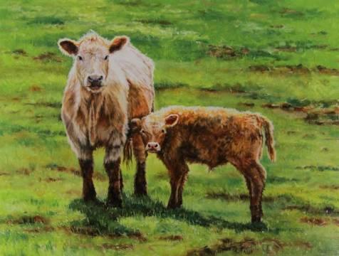 Mama & Calf