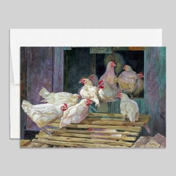 Twelve French Hens