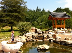 Meadowlark's Korean Bell Garden