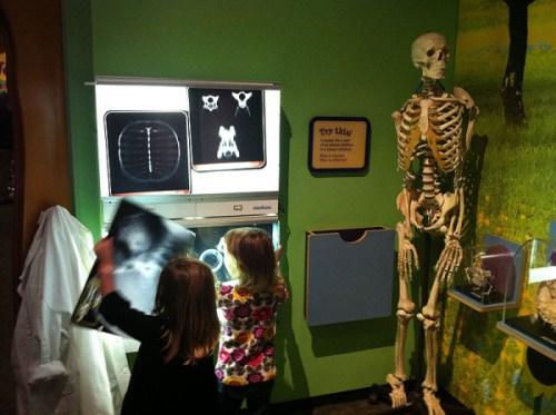In the Kids Room: Little doctors get an inside look