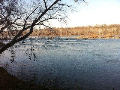 Pretty Potomac views