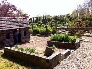 The Children's Garden at River Farm