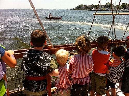 A jolly good pirate adventure on the Chesapeake