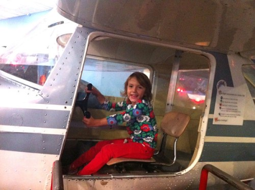 Get in the pilot's seat at the Air & Space Museum