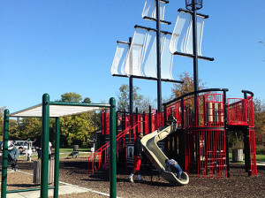 Anacostia Parrrrk's pirate playground