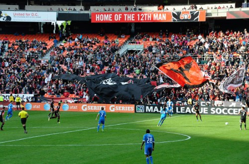It's a big match and Fan Appreciation Day for DC United on Saturday