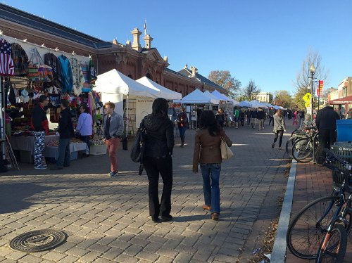 Start your holiday shopping and enjoy a day on the Hill at Eastern Market