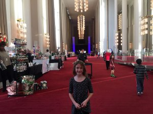 Ready for Elephant & Piggie at the Kennedy Center