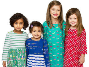 Kids' clothes that make a statement