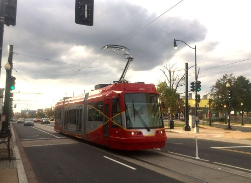 Riding the streetcar (finally!) is just one of several reason to head to H Street this weekend
