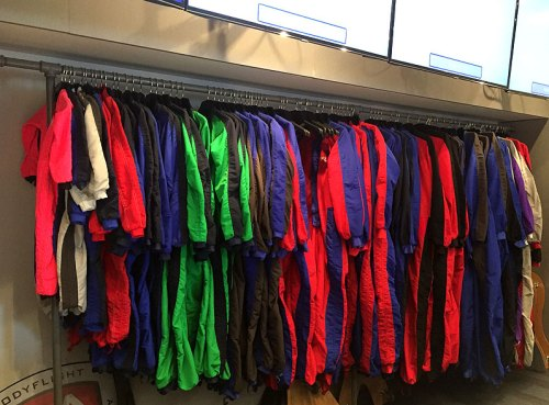 Flight suits for all sizes