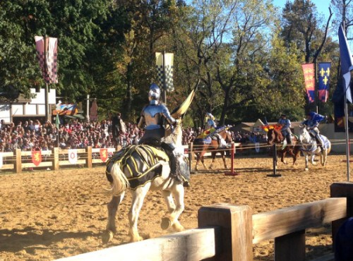 Ren Fest and all its pageantry begins in late summer