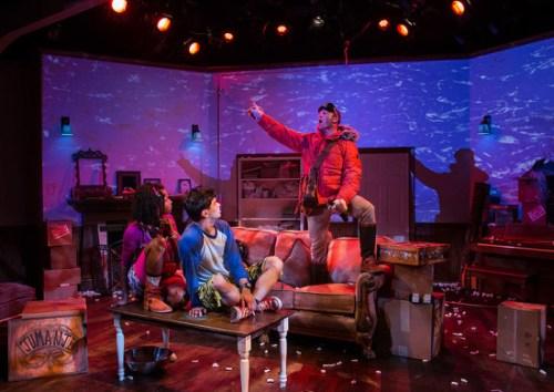 "Catch ""Jumanji"" at Adventure Theatre through August 28"