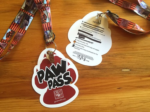 So many great bonuses come with the Paw Pass