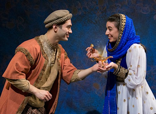 Aladdin and the Wonderful Lamp will entertain all ages