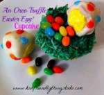 So cool! What a fun Easter Dessert!