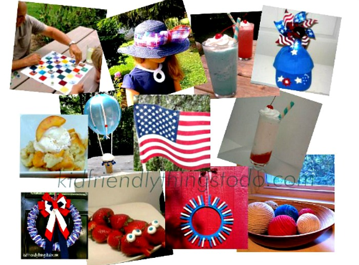Memorial Day Ideas