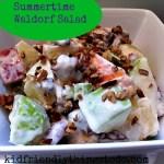Summertime Waldorf Salad