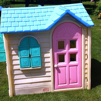 DIY Painting Plastic Toys