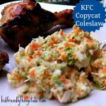 KFC Copycat Coleslaw