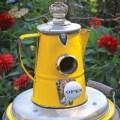 DIY recycled birdhouse ideas