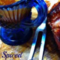 Spiced Orange Marmalade Glaze For Ham, or the perfect sauce for Pork Tenderloin, Chicken, or Shrimp! Yum!