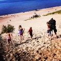 Indiana Dunes State Park Beach...the Midwest is not all concrete, and flat land!