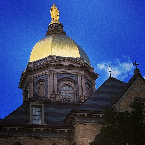 notre-dame-gold-dome