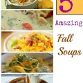 A round-up of oh so delicious looking SOUP Recipes!!!! Yum!
