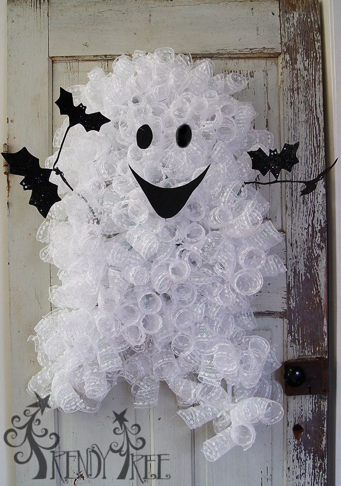 diy halloween wreaths i absolutely love these