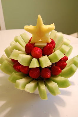 non-candy Christmas and Holiday Party Treats that are still fun! If we can't take sweets, then let's get creative with the healthy stuff!