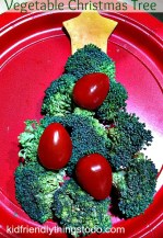 A fun and simple snack for the kids at a Christmas or Holiday party!