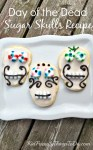 Day of the Dead Sugar Skulls Recipe and Decorating Ideas - KidFriendlyThingsToDo.com