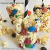 Easy M&M Popcorn Balls Recipe - KidFriendlyThingsToDo.com
